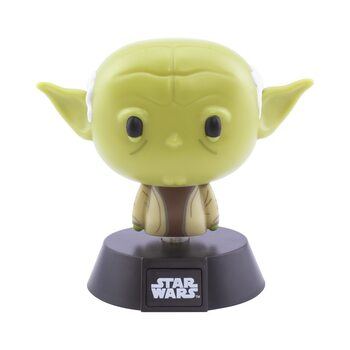 Figurita brillante Star Wars - Yoda
