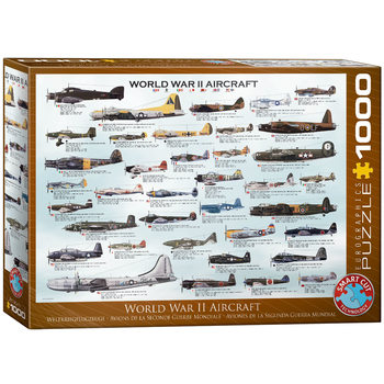 Puzzle World War II Aircraft
