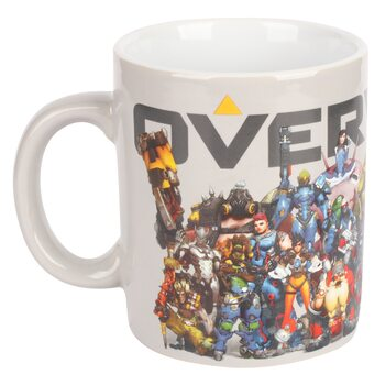 чаша Overwatch - Heroes Collide