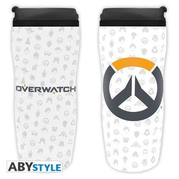 Чаша за пътуване Overwatch - Logo