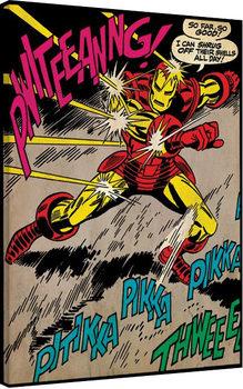 Iron Man - So Far So Good På lærred