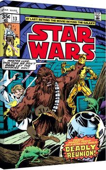 Star Wars - Deadly Reunion På lærred