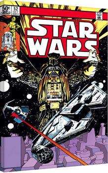 Star Wars - Space Chase På lærred