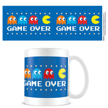 Hrnčeky Pac-Man - Game Over
