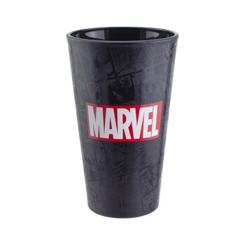 Pahar Marvel - Logo