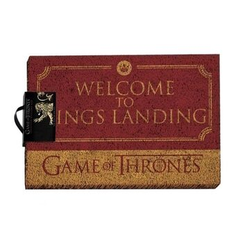 Paillasson Game Of Thrones - Welcome To Kings Landing