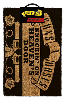 Paillasson Guns N' Roses - Knockin' On Heaven's Door