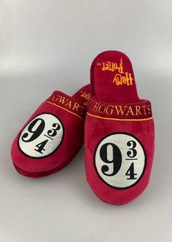 Pantofle Harry Potter - 9 3/4 Hogwarts Express