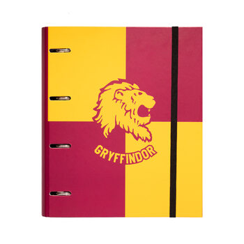 Material escolar Harry Potter - Gryffindor A4