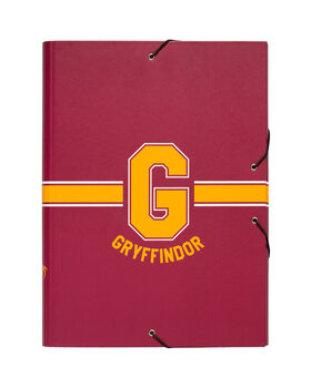Material escolar Harry Potter - Gryffindor A4