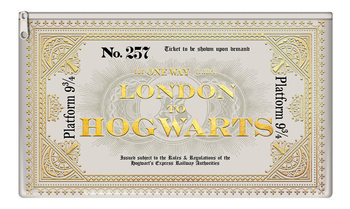 Harry Potter - Hogwarts Express Ticket Papelería