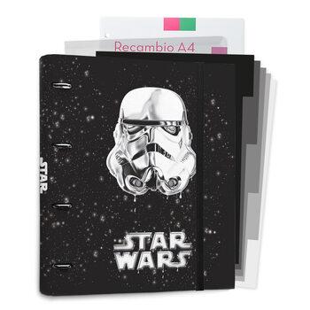 Material escolar Star Wars - StormTrooper