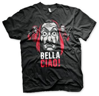T-shirt Papirhuset (La Casa De Papel) - Bella Ciao!