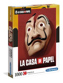 Puzzle Papirhuset (La Casa De Papel)