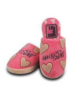 Papuče Birds of Prey: Podivuhodná premena Harley Quinn - Cosy Heart