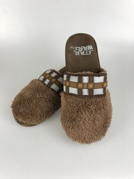 Papuci Star Wars - Chewbacca