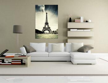 Paris - Eiffel tower Schilderij