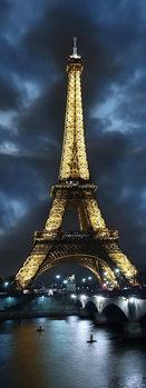 Γυάλινη τέχνη Paris - Eifferl Tower at Night