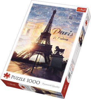 Puzzle Paříž - Úsvit