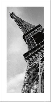 Párizs - Eiffel-torony, Amy Gibbings kép reprodukció