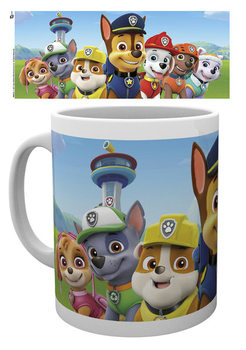 Šalice Paw Patrol - Group