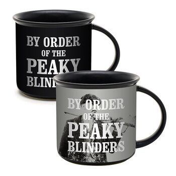 Becher Peaky Blinders - By Order Of