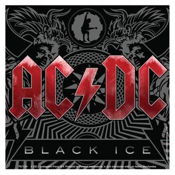 AC/DC - black ice pegatina
