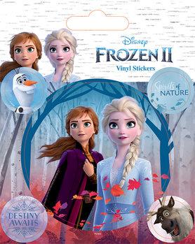 Pegatina Frozen, el reino del hielo 2 - Belive