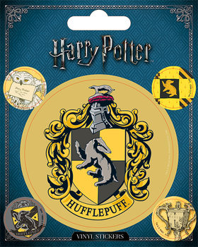 Harry Potter - Hufflepuff pegatina