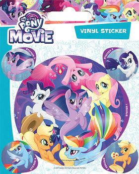 My Little Pony Movie - Sea Ponies pegatina
