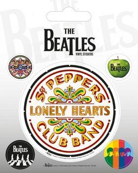 The Beatles - Sgt. Pepper pegatina