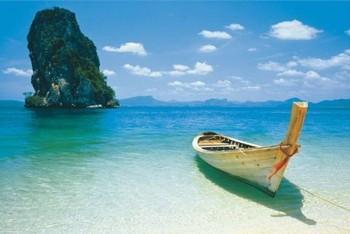 Phuket - thailand плакат