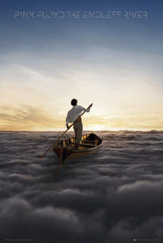Pink Floyd - The Endless River - плакат (poster)