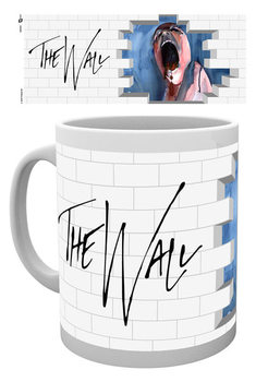 Becher Pink Floyd: The Wall - Scream
