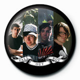 FALL OUT BOY - Band script - pin