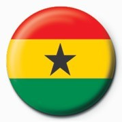 Pin - Flag - Ghana