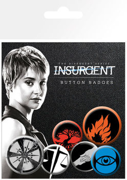 Pin - Insurgent