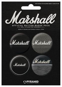 Pin - MARSHALL - amps