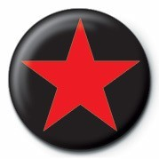 STAR (RED) - pin