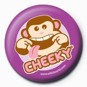 Pin - WithIt (Cheeky Monkey)