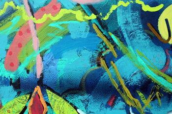 Cuadros en Lienzo abstract 20