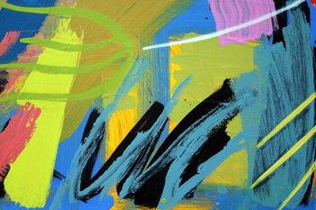 Cuadros en Lienzo Abstract 61
