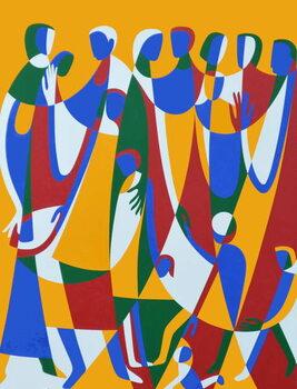 Cuadros en Lienzo Be Patterns, Be Examples, 1998