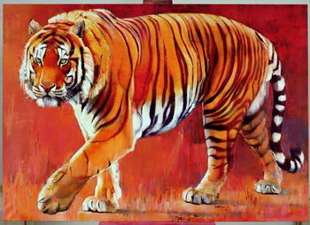 Cuadros en Lienzo Bengal Tiger