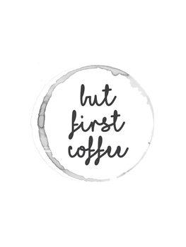 Cuadros en Lienzo butfirstcoffee5