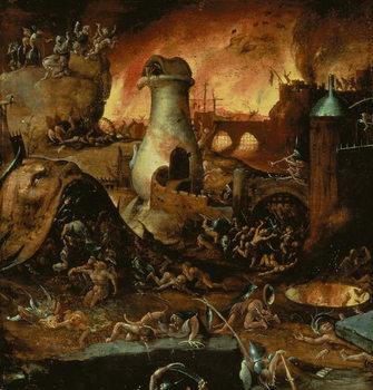 Cuadros en Lienzo Hell