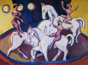 Cuadros en Lienzo Jockeyakt, 1925