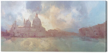 Cuadros en Lienzo Malcolm Sanders - The Grand Canal