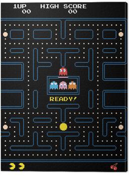 Cuadros en Lienzo Pac-Man - Maze