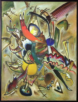 Cuadros en Lienzo Picture with Points, 1919